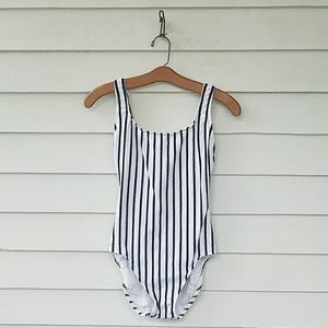 Vintage 1980s 1990s One Piece Swimsuit